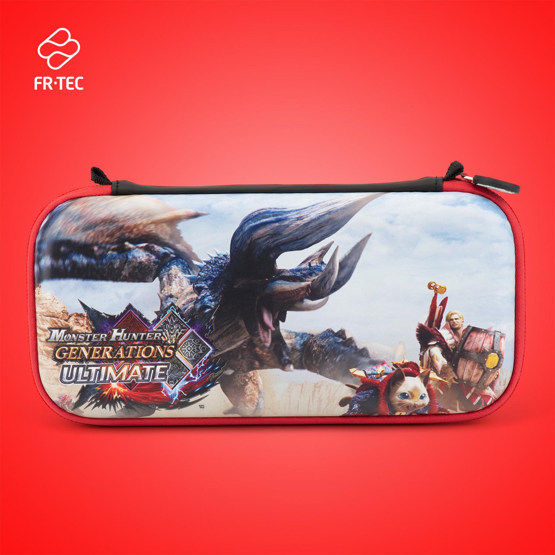 MHSWBAG - Switch Monster Hunter Bag 01