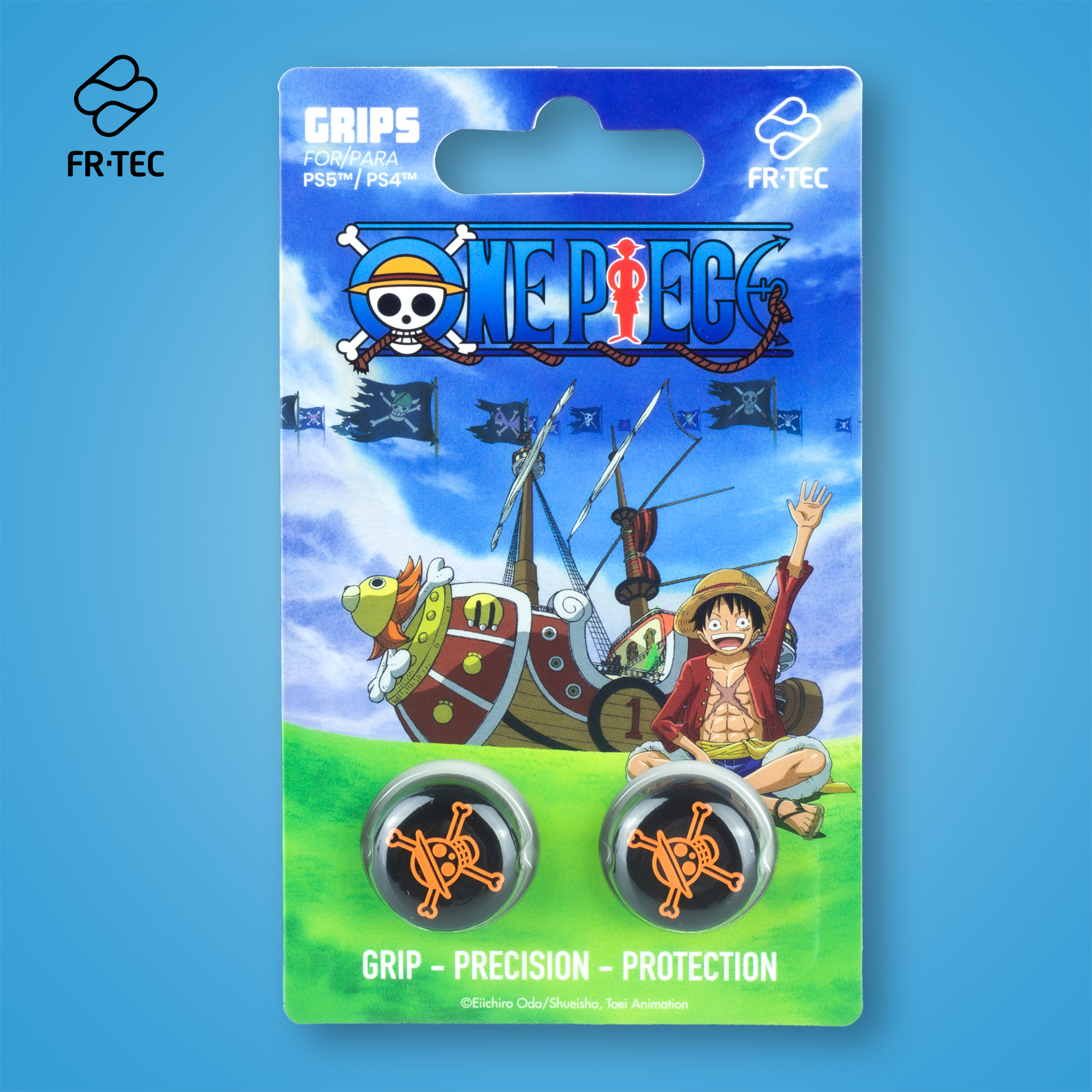 OPPS4GRISUN - PS4 One Piece Grips Sunny - Web - 3